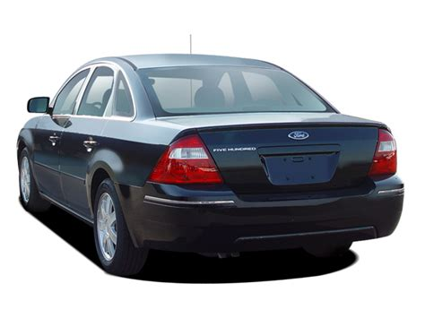 2005 ford five hundred recalls 2005 ford five hundred road test review automobile