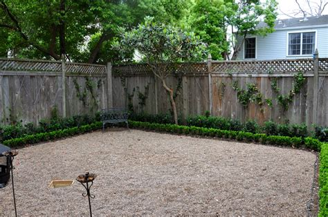 pea gravel backyard la vie abondante garden transformation part 2 3 28 11