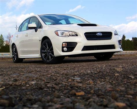 How Much Of Subaru Does Toyota Own 2015 Subaru Wrx Test Drive Our Auto Expert