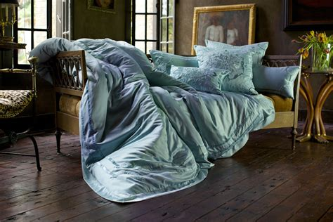 velvet bedding lili alessandra vendome seafoam silk and sensibility