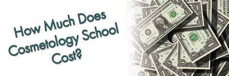 how much is school how much does cosmetology school cost