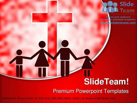 Happy Christian Family Powerpoint Templates Themes And Backgrounds Ppt Themes Youtube Powerpoint Themes Christian