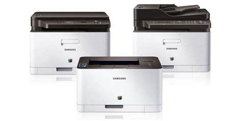 Printer Laser Warna Samsung ini dia printer laser pertama dengan teknologi nfc kompas