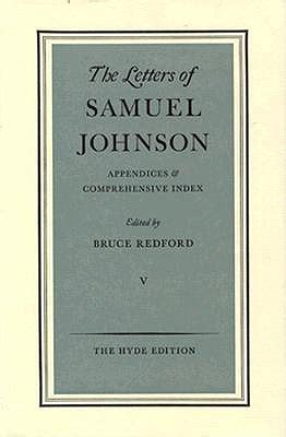 the of samuel johnson books the letters of samuel johnson by samuel johnson reviews