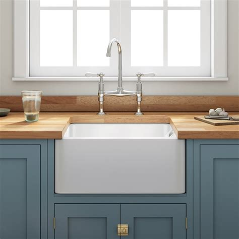 kitchen with belfast sink 10 of the best single and double belfast sinks tap warehouse