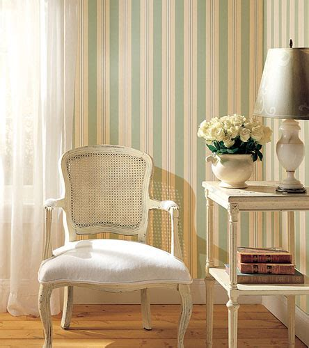 striped wallpaper  home decorating fabrics changing