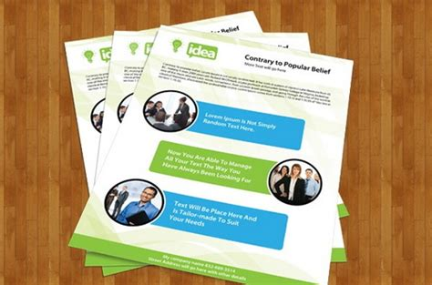 21 free brochure templates psd ai eps download