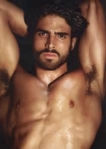 Tom Ford Shirtless Handsome Model Juan Betancourt For Tom Ford For