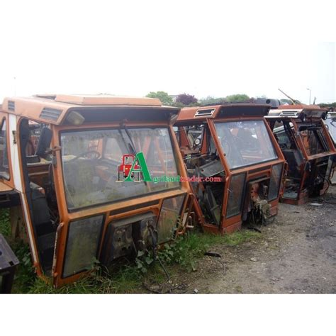 cabina fiatagri tracteur fiat agrilandtrader