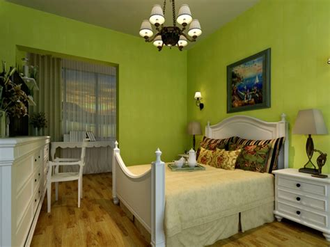 interior design  bedroom furniture sage green bedroom
