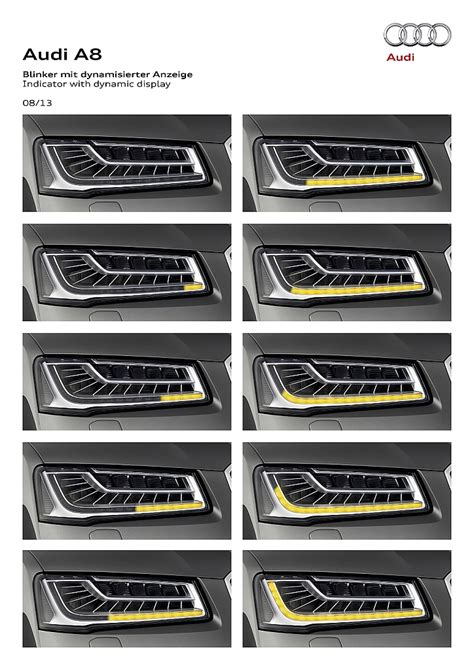 audi matrix headlights 2014 audi matrix led headlight teaser a8 diagram egmcartech