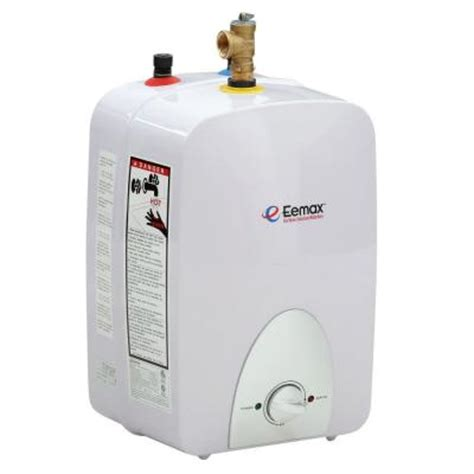 Small Water Heater For Sale Eemax Emt 2 5 Gal Electric Mini Tank Water Heater For