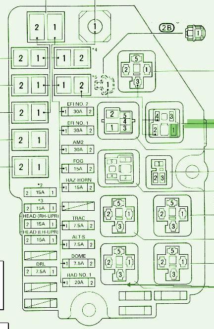 toyota tundra parts diagram auto parts diagrams