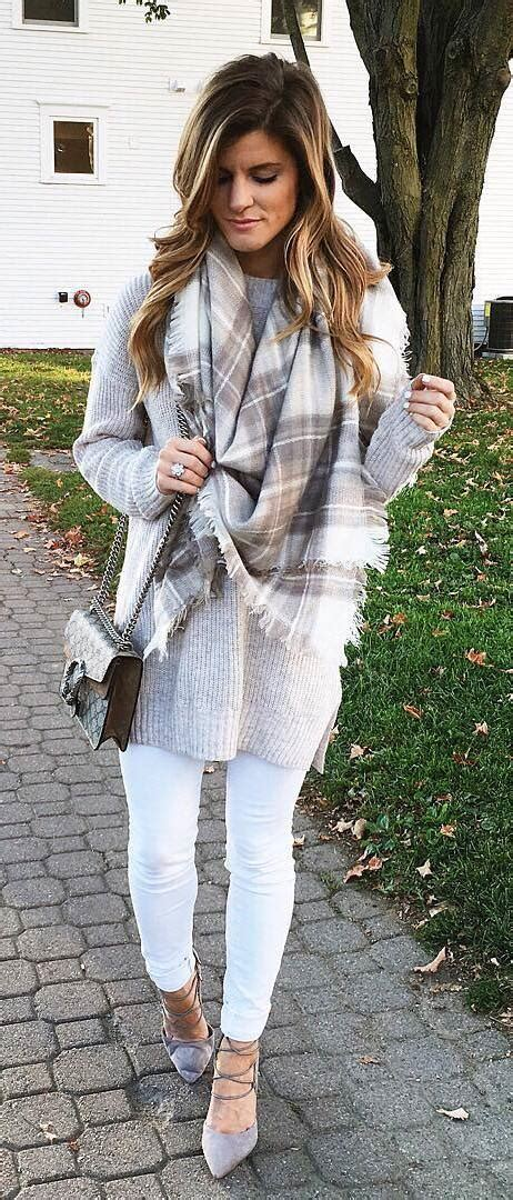 7 Scarf Styles For Fall by How To Wear A Scarf For Any Season 40 Best Ideas