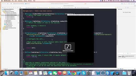 uitableview tutorial xcode 6 ios uitableview inner uitableview using storyboard and