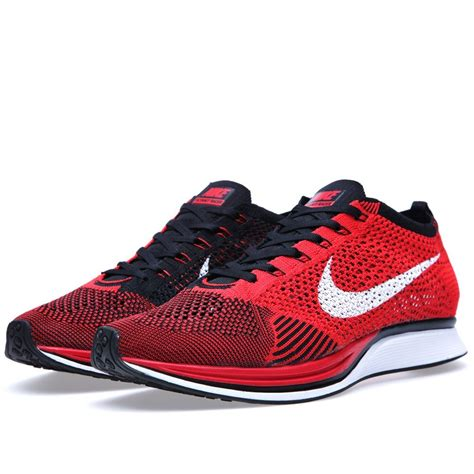 Nike Flyknite Racer Pria price 64 nike flyknit racer 526628 610 white black s running shoes sale