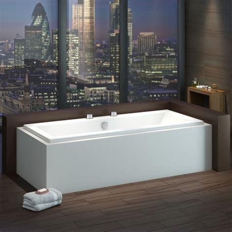pannelli per vasca da bagno vasca da bagno rettangolare 1800x800mm senza pannello