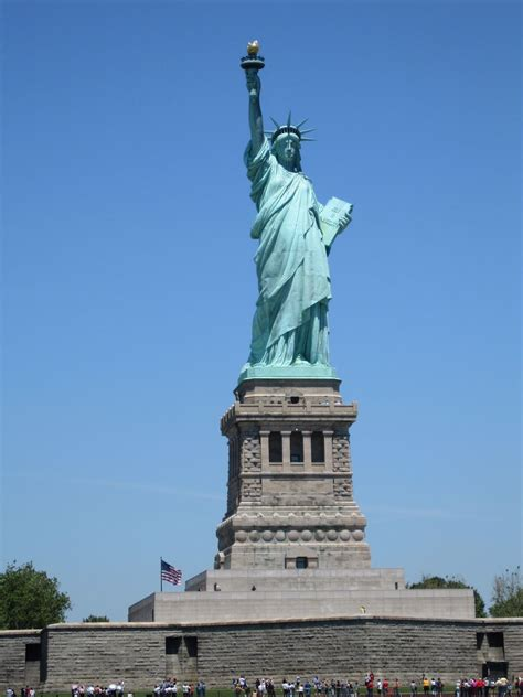 statue of liberty engineer of knowledge the statue of liberty the symbol