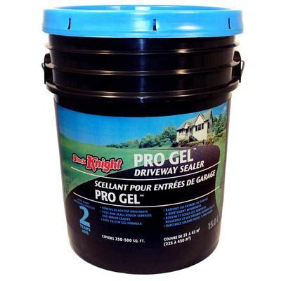 black pro gel driveway sealer home depot canada