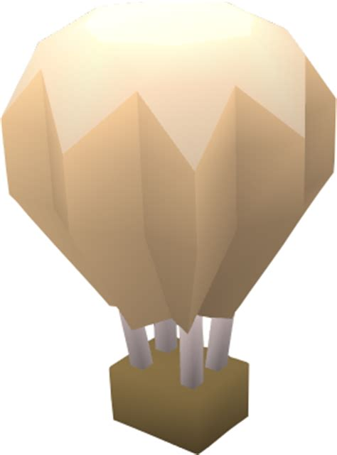 Air Balloon Origami - origami balloon the runescape wiki