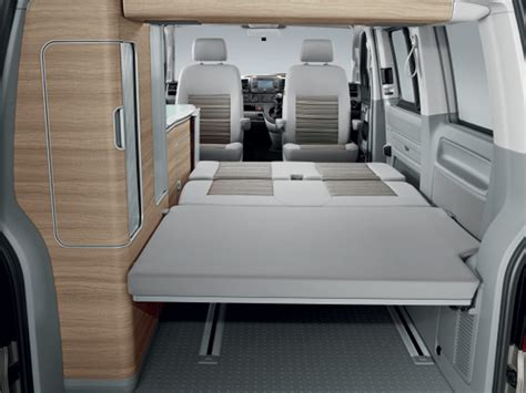 volkswagen california interior gallery the vw california