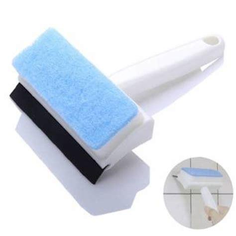 Bathtub Cleaning Brush by Sponge Bathtub Clean Brush Glass Scraper Wall Tile