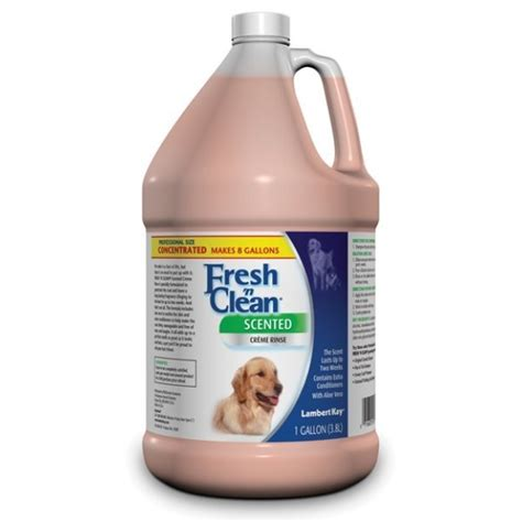 Fresh N Clean No Tangle Spray 16oz 1 fresh n clean original scent creme rinse for dogs products gregrobert