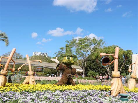 Disney World Flower And Garden Festival Epcot International Flower And Garden Festival Disney World Simply Sinova