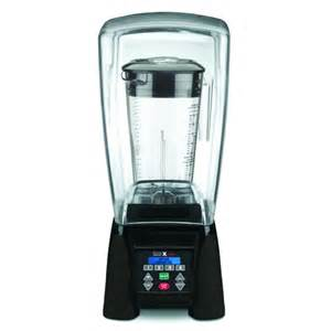 Commercial Food Storage Containers - xtreme blender w 64 oz raptor container programmable w sound enclosure