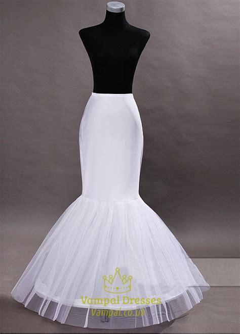 Wedding Dress Underskirt by White 3 Hoop 2 Layer Wedding Dress Petticoat Underskirt