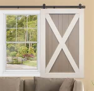 Barn Door Window Treatments Product Page Window Treatments Window Coverings Sunburst Shutters