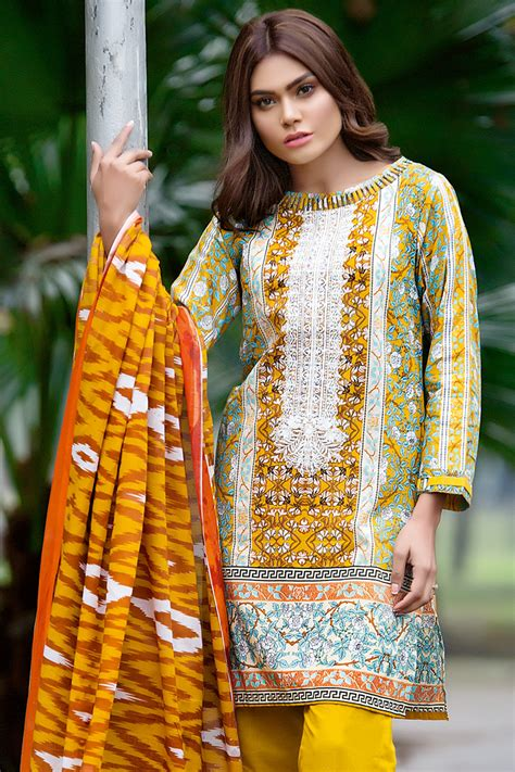 dress design gul ahmed gul ahmed summer embroidered lawn dresses collection 2017 2018