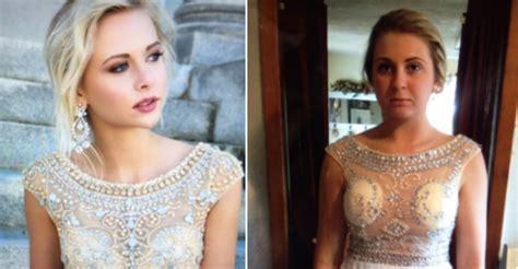 prom dress fails   case