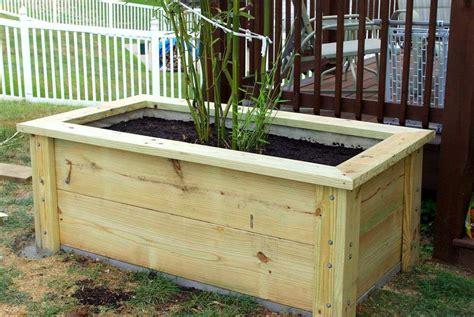 Gardening Planter Boxes by It S Not Work It S Gardening Planter Box Build Day 2