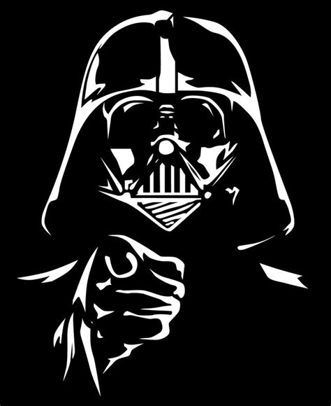 darth vader template 25 best ideas about wars stencil on