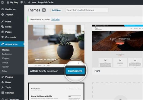 themes wordpress tutorial how to customize wordpress themes tutorial