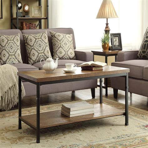 linon home decor linon home decor austin black ash coffee table