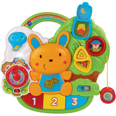 baby crib activity center vtech lil critters crib to floor activity center multi
