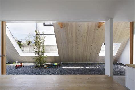 Rustic Home Kitchen Design minimalist home in japan blurs interior exterior freshome