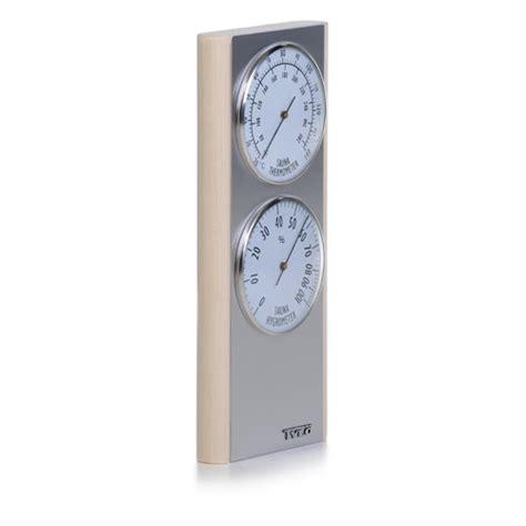 Thermometer Dan Hygrometer sauna temperature thermometer and humidity