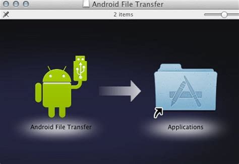 how to transfer photos from android to mac