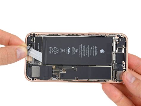 iphone 8 teardown confirms smaller battery but different changes added to accommodate new features