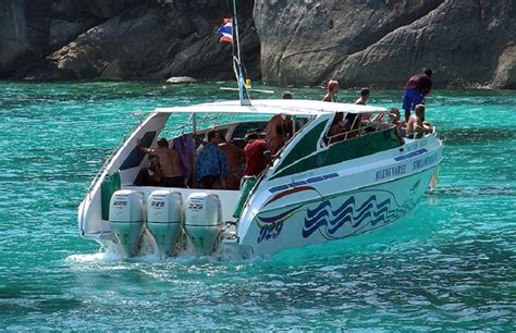 speed boat to phi phi island phi phi islands tours your best deal for excursions