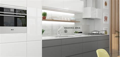 china high gloss lacquer kitchen cabinet simple space modern colorful high gloss lacquer kitchen cabinet op16 l11