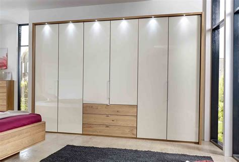Stylform Selene 250cm Solid Oak Glass Wardrobe Head2bed Uk Glass Door Wardrobe