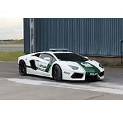 Dubai Police Lamborghini Aventador Recreated In Holland