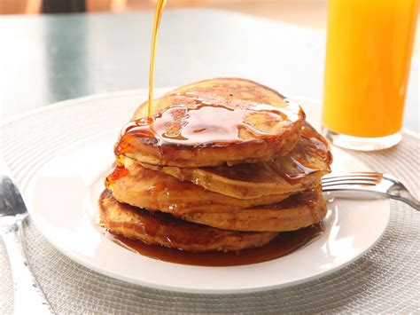 19 pancakes waffles muffins and more sweet breakfast