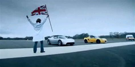 Tesla And Top Gear Tesla Attaque Top Gear Autonews Fr