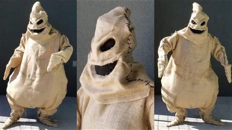 oogie boogie costume tutorial  sew halloween costume