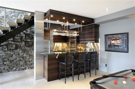 Basement Bar Design Ideas Small Basement Bar Design Ideas